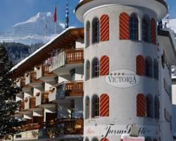Photo of Turmhotel Victoria Davos