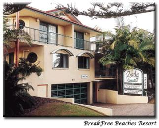 BreakFree Beaches Resort