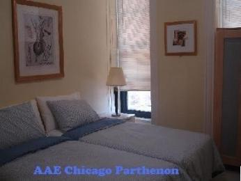 AAE Chicago Parthenon Hostel