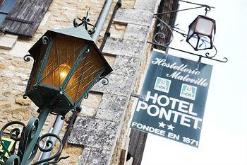 Hostellerie Maleville