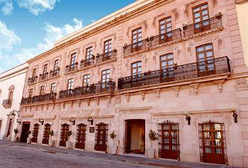 Hotel Emporio Zacatecas