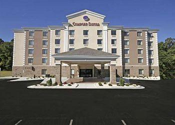 Comfort Suites Greensboro