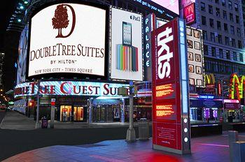 Photo of Doubletree Guest Suites Times Square New York City