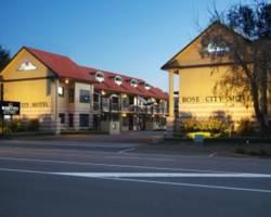 Photo of Rose City Motel Palmerston North