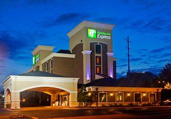 Photo of Holiday Inn Express Winston-Salem Downtown West Winston Salem