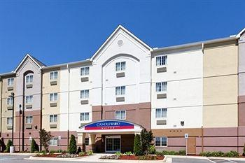 Candlewood Suites Tuscaloosa
