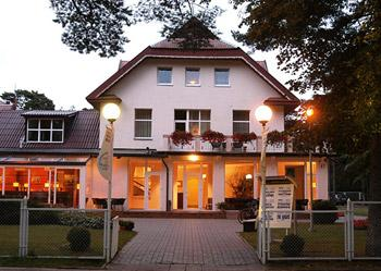 Hotel Vandenis