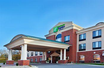 ‪Holiday Inn Express Hotel & Suites Logansport‬