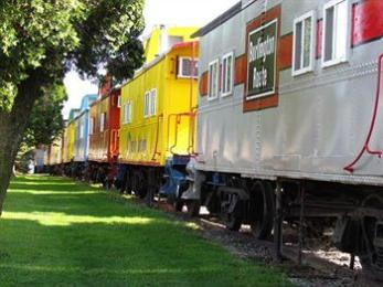Photo of Red Caboose Motel, Restaurant & Gift Shop Strasburg