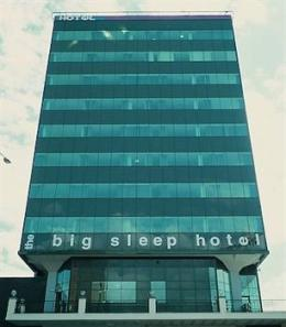 ‪The Big Sleep Hotel‬