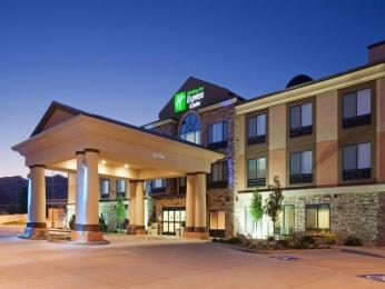 Photo of Holiday Inn Express Hotel & Suites Richfield