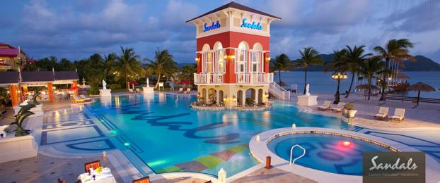 Sandals Grande St. Lucian Spa &amp; Beach Resort - All Inclusive