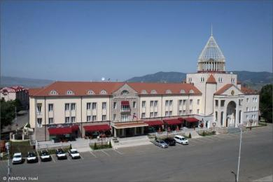 Photo of Armenia Hotel in Stepanakert