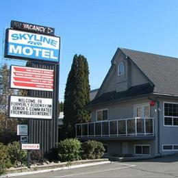‪Skyline Motel Kamloops‬