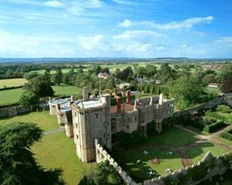 Thornbury Castle and Tudor Gardens