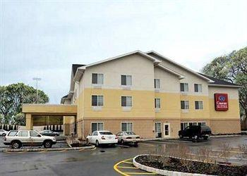 Photo of Comfort Suites Mahwah