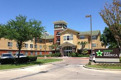 ‪Extended Stay America - Houston - Med. Ctr. - Reliant Pk. - Braeswood Blvd.‬