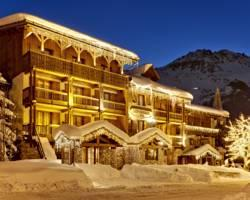 Chalet Hotel les Sorbiers