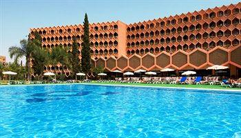 Hotel Atlas Asni Marrakech
