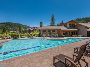 Tahoe Mountain Resort Lodging Catamount Lodge