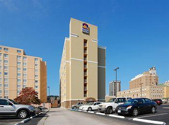 ‪BEST WESTERN Charleston Plaza Hotel‬
