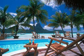 Bora Bora Eden Beach Hotel
