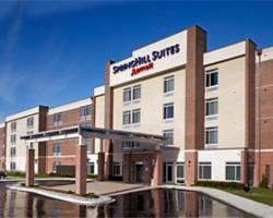 SpringHill Suites Detroit Metro Airport Romulus