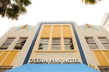 Photo of Ocean Five Hotel Miami Beach