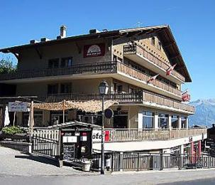 Hotel Mont-Fort Alpine Resort