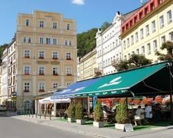 Hotel Ruze Karlovy Vary