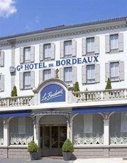BEST WESTERN Grand Hotel De Bordeaux