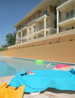 Nemea Appart'Hotel Residence Green Side