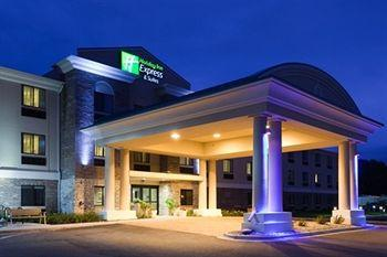 ‪Holiday Inn Express Hotel & Suites Madison-Verona‬
