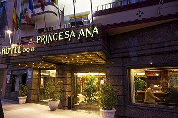 Hotel M.A. Princesa Ana