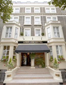 Lord Jim Hotel