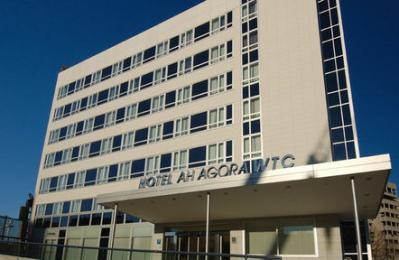 Photo of AH Agora W.T.C. Zaragoza