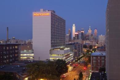 ‪Sheraton Philadelphia University City Hotel‬