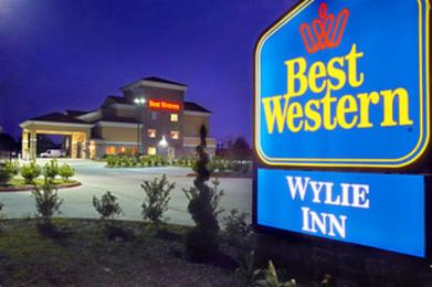 BEST WESTERN PLUS Wylie Inn