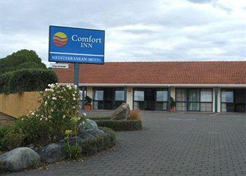Comfort Inn Kaikoura Mediterranean
