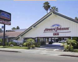 Howard Johnson Inn - San Diego