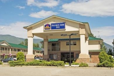 ‪BEST WESTERN Salmon Arm Inn‬