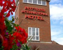 ‪Potters International Hotel‬