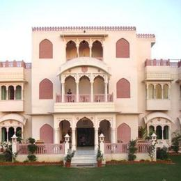 Bharat Mahal Palace