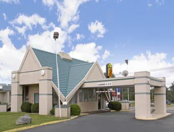 Photo of Richmond Super 8 Motel