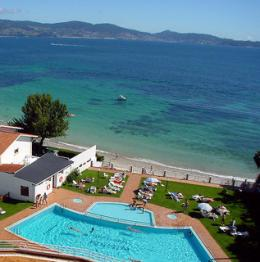 Photo of Hotel Spa Nanin Playa Sanxenxo