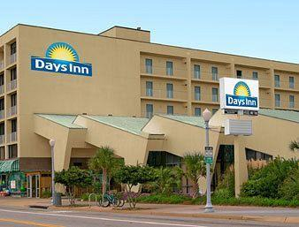 ‪Virginia Beach Days Inn at the Beach‬