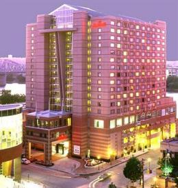 Marriott Cincinnati at RiverCenter