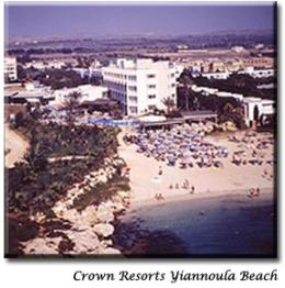 Crown Resorts Yiannoula Beach