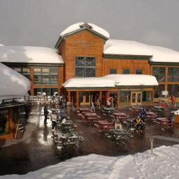 Grand Targhee Lodge