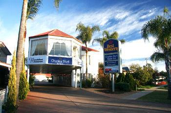 BEST WESTERN Charles Sturt Suites & Apartments